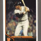 2011 Topps Lineage  #57  WILLIE McCOVEY   Giants