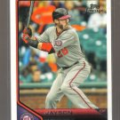 2011 Topps Lineage  #69  JAYSON WERTH   Nationals