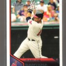 2011 Topps Lineage  #70  CARLOS SANTANA   Indians
