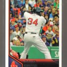 2011 Topps Lineage  #87  DAVID ORTIZ   Red Sox