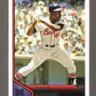 2011 Topps Lineage  #108  HANK AARON   Braves