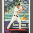 2011 Topps Lineage  #115  CHIPPER JONES   Braves