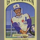 2011 Topps Gypsy Queen  #20  ANDRE DAWSON   Expos