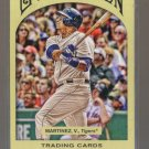 2011 Topps Gypsy Queen  #93  VICTOR MARTINEZ   Tigers