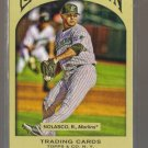 2011 Topps Gypsy Queen  #101  RICKY NOLASCO   Marlins