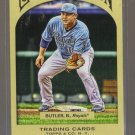2011 Topps Gypsy Queen  #126  BILLY BUTLER   Royals