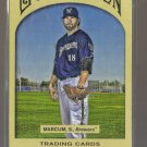 2011 Topps Gypsy Queen  #140  SHAUN MARCUM    Brewers
