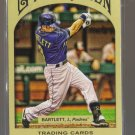 2011 Topps Gypsy Queen  #145  JASON BARTLETT    Padres