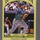 2011 Topps Gypsy Queen  #153  DELMON YOUNG   Twins