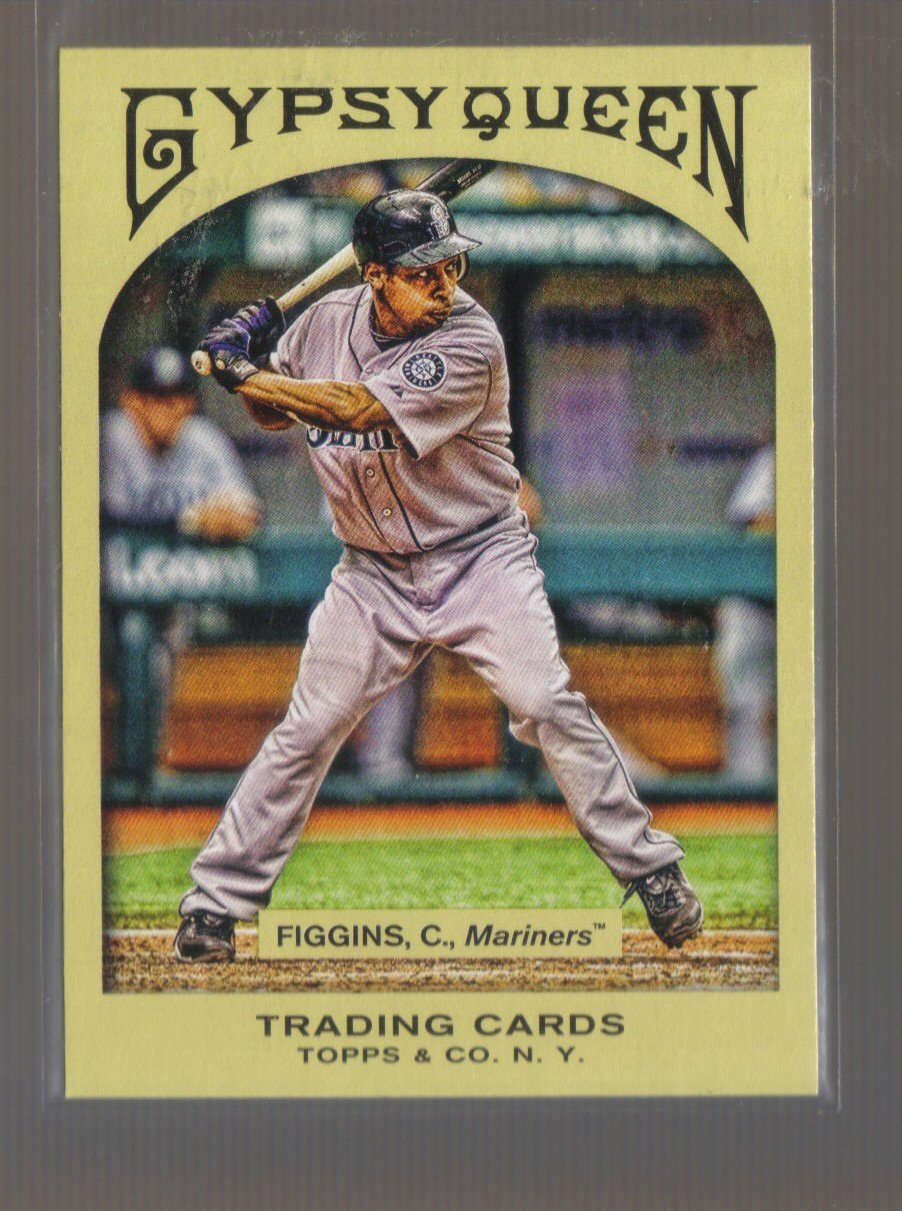 2011 Topps Gypsy Queen  #178  CHONE FIGGINS    Mariners