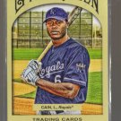 2011 Topps Gypsy Queen  #194  LORENZO CAIN   Royals