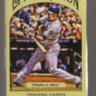 2011 Topps Gypsy Queen  #216  ANGEL PAGAN    Mets
