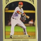 2011 Topps Gypsy Queen  #250  JOE SAUNDERS    Diamondbacks