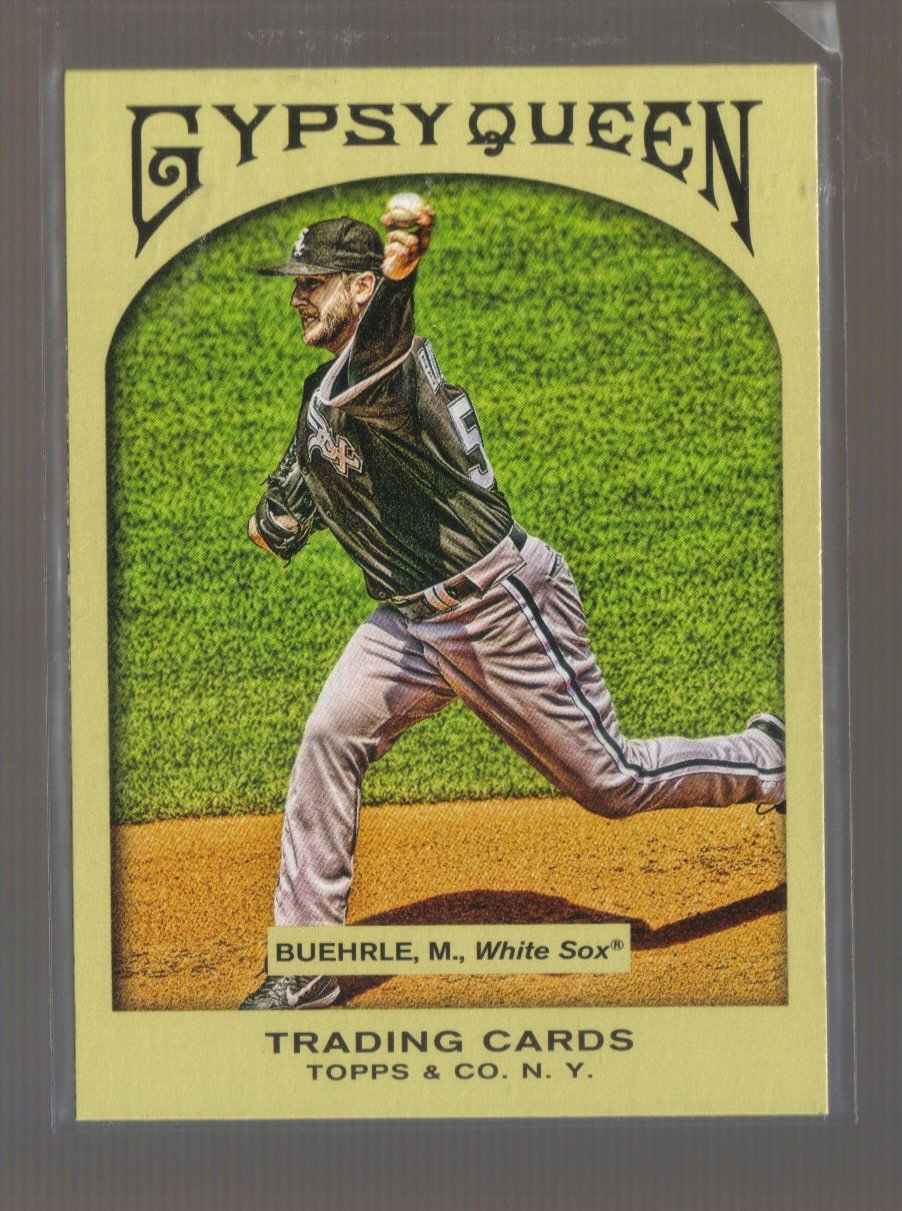 2011 Topps Gypsy Queen  #251  MARK BUEHRLE    White Sox