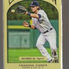 2011 Topps Gypsy Queen  #289  WILL RHYMES   Tigers