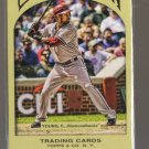 2011 Topps Gypsy Queen  #291  CHRIS YOUNG    Diamondbacks