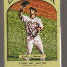 2011 Topps Gypsy Queen  #294  GARRETT JONES    Pirates