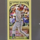 2011 Topps Gypsy Queen Mini  #184  GERARDO PARRA   Diamondbacks
