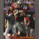 1996 Classic NFL Rookies  #13  EDDIE GEORGE    Oilers