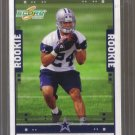 2005 Score  #378  MARION BARBER   RC   Cowboys