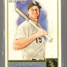 2011 Topps Allen & Ginter  #16  GORDON BECKHAM   White Sox
