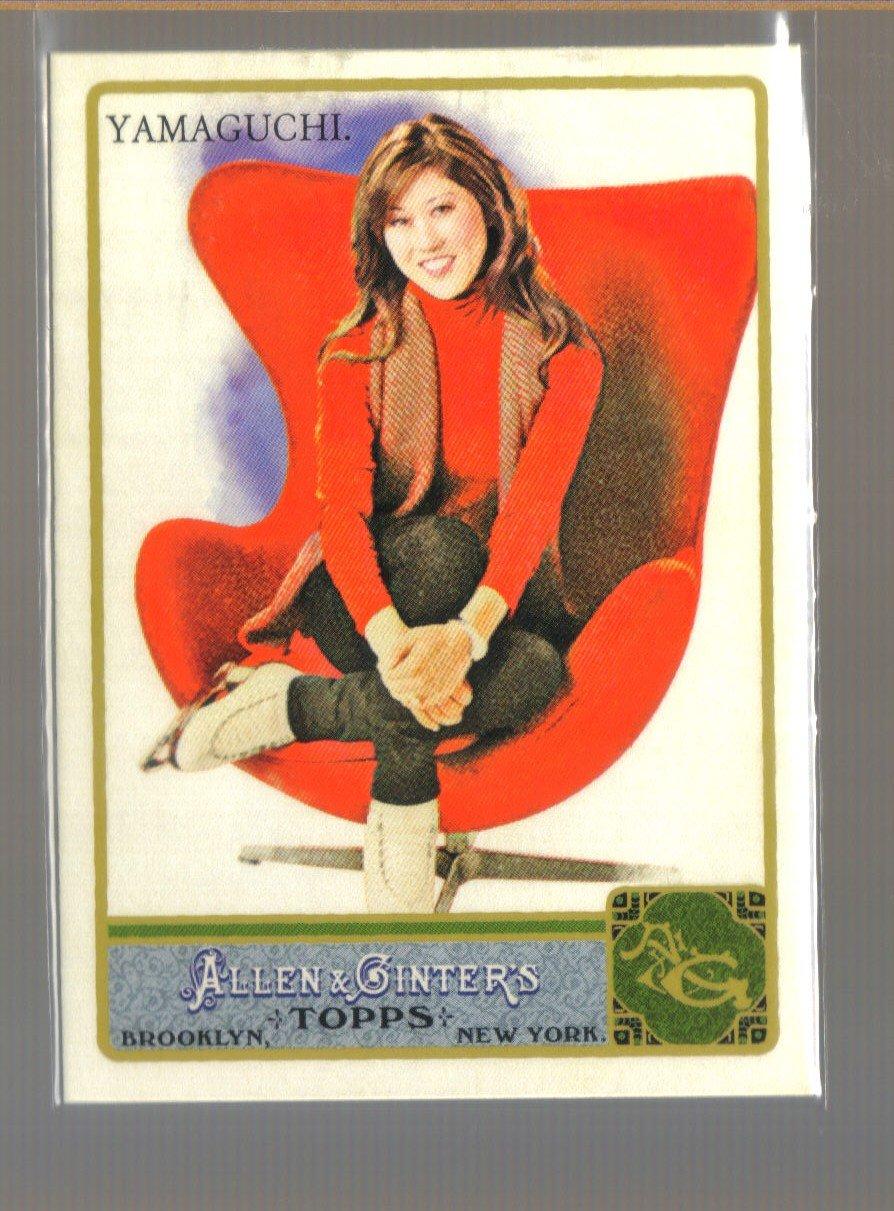 2011 Topps Allen & Ginter  #24  KRISTI YAMAGUCHI    Figure Skating