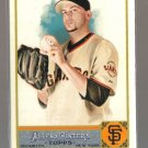 2011 Topps Allen & Ginter  #117  JONATHAN SANCHEZ    Giants