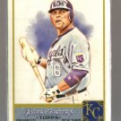 2011 Topps Allen & Ginter  #158  BILLY BUTLER    Royals