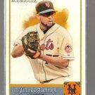 2011 Topps Allen & Ginter  #211  FRANCISCO RODRIGUEZ    Mets