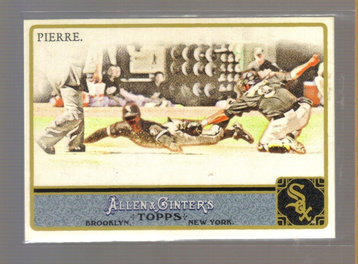 2011 Topps Allen & Ginter  #229  JUAN PIERRE    White Sox