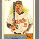 2011 Topps Allen & Ginter  #264  ADAM JONES    Orioles
