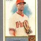 2011 Topps Allen & Ginter  #271  CHRIS YOUNG   Diamondbacks