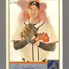 2011 Topps Allen & Ginter  #296  DEREK LOWE   Braves