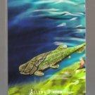 2011 Topps Allen & Ginter Ascent of Man #9  PLACODERMS