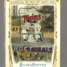 2011 Topps Allen & Ginter Baseball Highlight Sketches #1  MINNESOTA TWINS