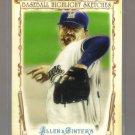 2011 Topps Allen & Ginter Baseball Highlight Sketches #11  TREVOR HOFFMAN   Brewers