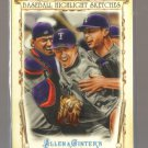 2011 Topps Allen & Ginter Baseball Highlight Sketches #17  TEXAS RANGERS