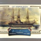 2011 Topps Allen & Ginter Floating Fortresses  #8  LE NAPOLEON