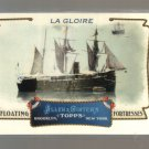 2011 Topps Allen & Ginter Floating Fortresses  #12  LA GLOIRE