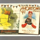 2011 Topps Allen & Ginter Hometown Heroes  #32  ROY HALLADAY    Phillies