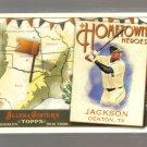 2011 Topps Allen & Ginter Hometown Heroes  #33  AUSTIN JACKSON   Tigers