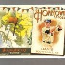 2011 Topps Allen & Ginter Hometown Heroes  #45  IKE DAVIS   Mets