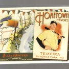 2011 Topps Allen & Ginter Hometown Heroes  #73  MARK TEIXEIRA   Yankees