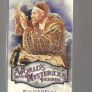 2011 Topps Allen & Ginter Mysterious Figures Mini  #4  FULCANELLI