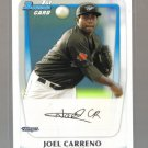 2011 Bowman Prospects  #22  JOEL CARRENO   Blue Jays