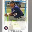2011 Bowman Prospects  #28  OSWALDO ARCIA   Twins