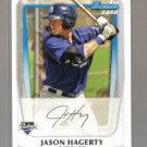 2011 Bowman Prospects  #35  JASON HAGERTY   Padres