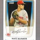 2011 Bowman Prospects  #77  MATT KLINKER   Reds