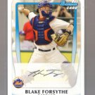 2011 Bowman Prospects  #81  BLAKE FORSYTHE   Mets