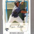 2011 Bowman Prospects  #101  RYMER LIRIANO   Padres